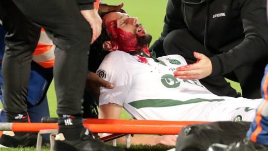 Neven Subotic wurde am Mittwochabend in Bordeaux schlimm verletzt.