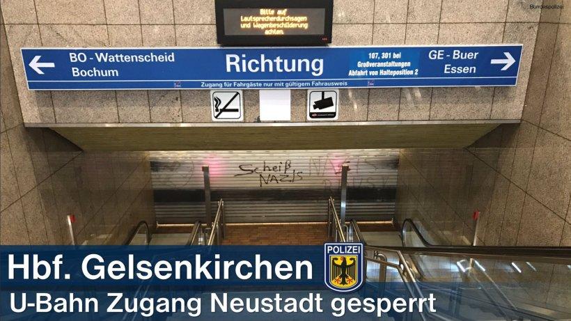 Schalke - BVB Dortmund en ticker en vivo: entrada a la estación principal bloqueada - BVB