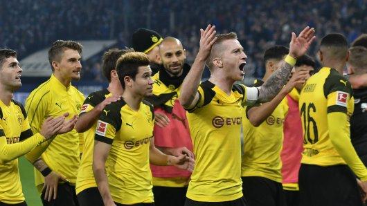 Das Spiel auf Schalke war für den BVB eine Reifeprüfung.