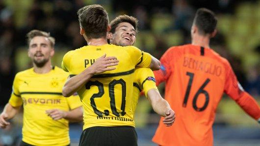 Monaco gegen Dortmund im Live-Ticker: Hier gibt's alle Infos!