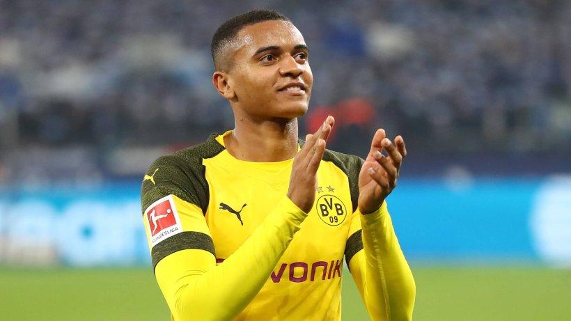 Akanji Dortmund
