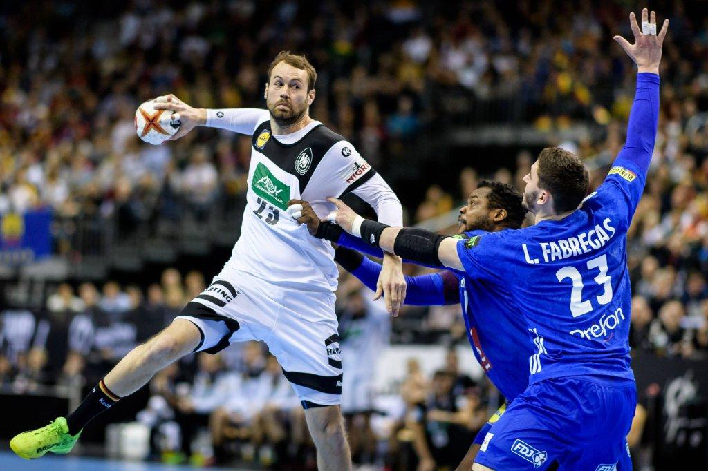 Handball Wm 2019 Im Live Ticker Deutschland Serbien Sportmix