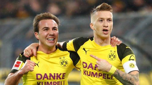 Marco Reus möchte im Gegensatz zu manch anderem BVB-Helden niemals zu den Bayern wechseln.