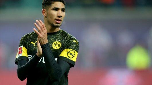 Bleibt Achraf Hakimi auch nach Ende der Leihgabe bei Borussia Dortmund oder zieht es ihn zurück nach Madrid?