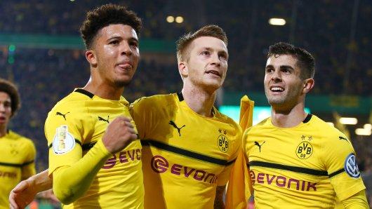 Borussia Dortmund verkaufte Christian Pulisic für 64 Millionen Euro an den FC Chelsea.