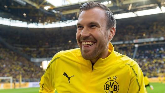 Kevin Großkreutz hat Borussia Dortmund immer im Herzen.
