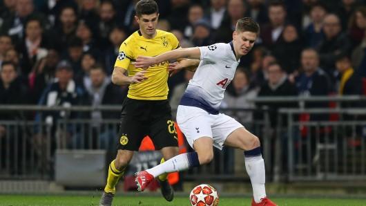 Tottenham - BVB Dortmund im Live-Ticker: Hier alle Infos zum Achtelfinal-Hinspiel der Champions League!