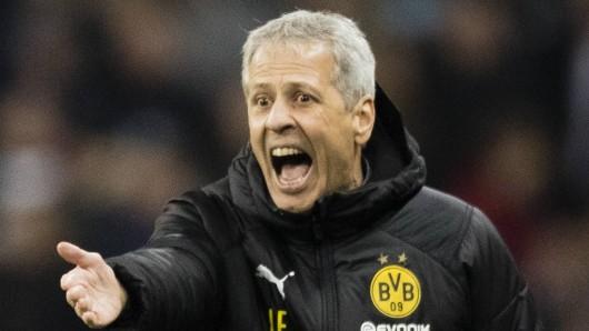 Borussia Dortmund und Lucien Favre gingen am Mittwochabend bei Tottenham Hotspur unter.