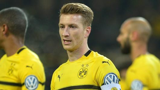 Bei Borussia Dortmund wünschen die Fans sich sehnlich ein Comeback von Marco Reus.