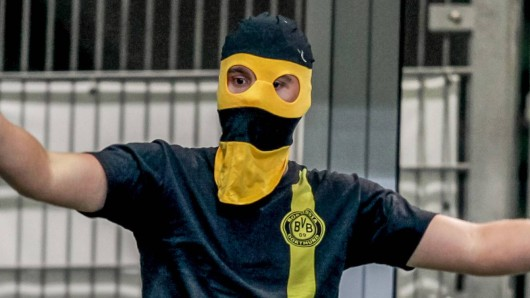 Vor dem Spiel zwischen Borussia Dortmund und Tottenham Hotspur wollten Dortmunder Hools offensichtlich englische Fans verprügeln.