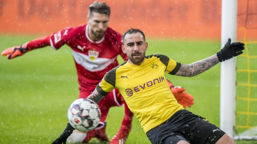 Borussia Dortmund - VfB Stuttgart im Live-Ticker: Hier gibt's alle Infos und Highlights.
