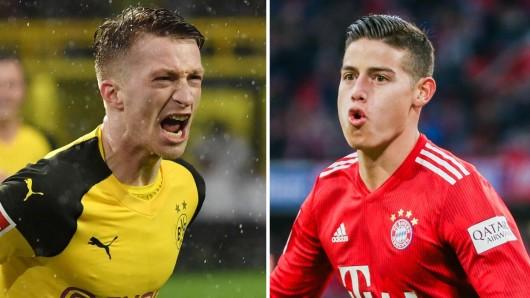 Borussia Dortmund oder FC Bayern: Wer wird in dieser Saison deutscher Meister?