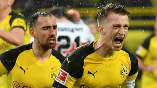 Der BVB, Schalke und Co. müssen in der Champions League ab dem Viertelfinale zuschauen.