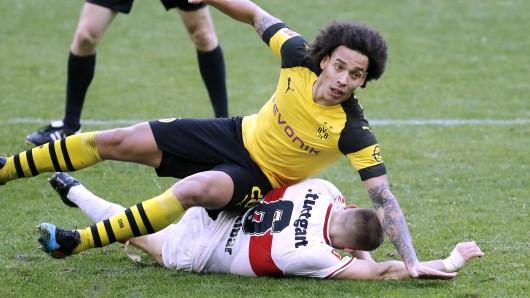 Borussia Dortmund muss vorerst auf Axel Witsel verzichten.