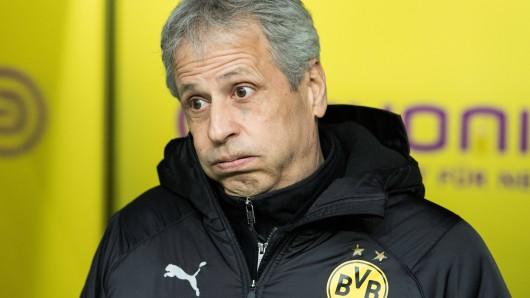 Borussia Dortmund und Lucien Favre sind am Samstagabend bei Hertha BSC zu Gast.