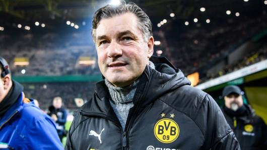 Michael Zorc hätte diese Saison gerne noch das eine oder andere Champions-League-Spiel des BVB gesehen.