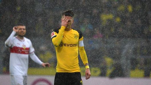 Verpasst Marco Reus das Topspiel zwischen Borussia Dortmund und dem FC Bayern?