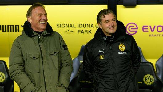 Ist Borussia Dortmund hinter einem Offensiv-Talent aus der Schweiz her?