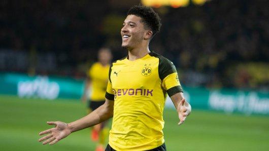 Jadon Sancho von Borussia Dortmund verrät, wen er besonders beobachtet.