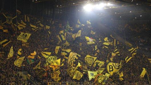 """Fans von Borussia Dortmund sind von der Berichterstattung von """"ttt"""" alles andere als begeistert. (Archivbild)"""