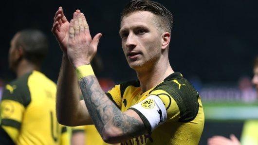 Wird Marco Reus seine Karriere bei Borussia Dortmund beenden?
