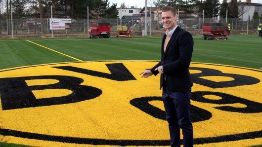Lukasz Piszczek eröffnet seine eigene Fußballakademie in seiner Heimatstadt Goczalkowice-Zdroj in Polen.