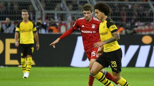 Borussia Dortmund und Thomas Müller (FC Bayern München) treffen bald wieder aufeinander.