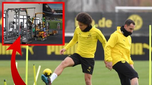Borussia Dortmund will sein Trainingszentrum modernisieren.