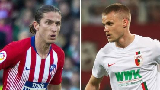 Filipe Luis und Philipp wurden zuletzt mit Borussia Dortmund in Verbindung gebracht.
