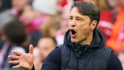 Am Samstag trifft Niko Kovac mit dem FC Bayern auf Borussia Dortmund.