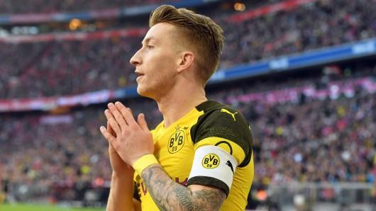 Nach dem Spiel von Borussia Dortmund beim FC Bayern fand Marco Reus deutliche Worte.