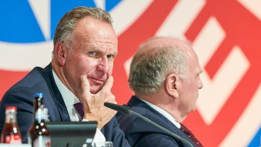 Im Titelkampf mit dem BVB gab es für Karl-Heinz Rummenigge einen ganz bestimmten Wendepunkt.