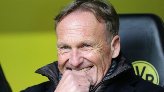Die Niederlage von Borussia Dortmund beim FC Bayern will BVB-Boss Hans-Joachim Watzke so schnell wie möglich abhaken.