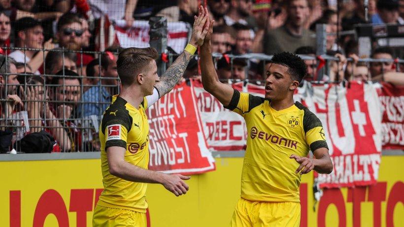 Freiburg – Dortmund im Live-Ticker: BVB geht in Führung - BVB - Derwesten.de image