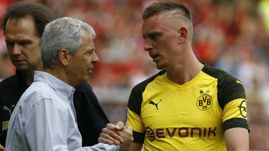 Borussia Dortmund - Schalke im Live-Ticker: Wer spielt beim BVB hinten rechts?