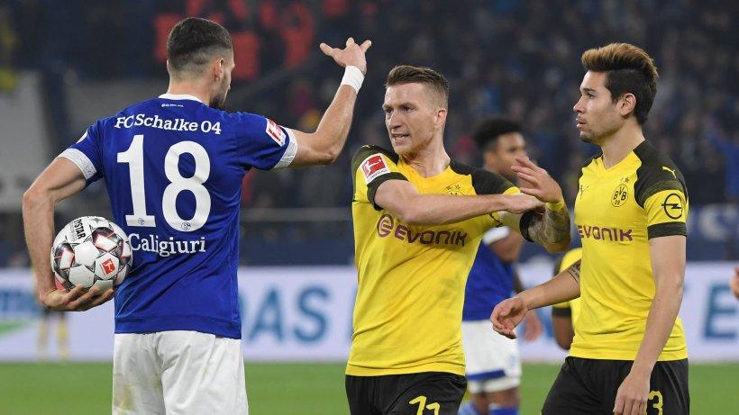 Dortmund Schalke Liveticker