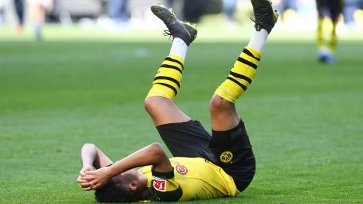 Für Borussia Dortmund setzte es am Samstag gegen Schalke eine böse Pleite.