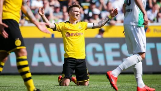 Borussia Dortmund verpasste die Meisterschaft haarscharf.