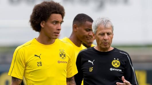 Testspiele und Trainingslager des BVB: Hier gibt's alle Informationen zum Sommerfahrplan bei Borussia Dortmund.
