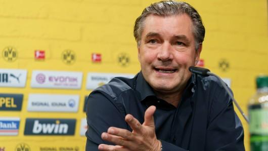 Bei Borussia Dortmund hat Sportdirektor Michael Zorc die zurückliegende Saison des BVB analysiert.