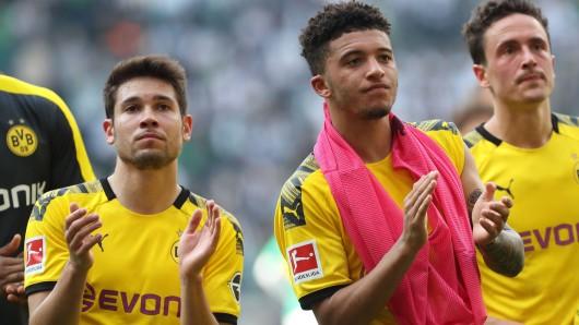 Raphael Guerreiro ist der große Allrounder bei Borussia Dortmund.