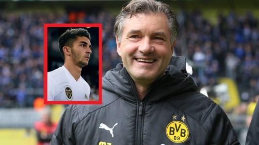 Ferran Torres zu Borussia Dortmund? Die Wechselgerüchte klingen äußerst unglaubwürdig.