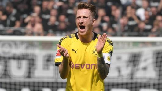 Marco Reus fordert von Borussia Dortmund weitere Einkäufe.