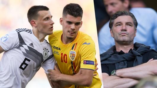 Borussia Dortmund verhandelt über eine Verpflichtung von Rumäniens U21-Startalent Ianis Hagi.
