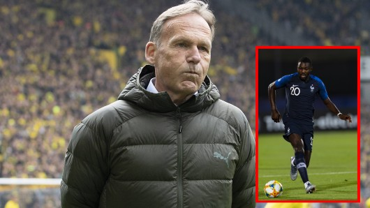 Borussia Dortmund verliert den Kampf um die Verpflichtung von Marcus Thuram.