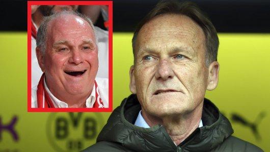 Borussia Dortmund vs. FC Bayern München: In der vergangenen Saison tobte zwischen den beiden Rivalen ein erbitterter Kampf um die Meisterschale.