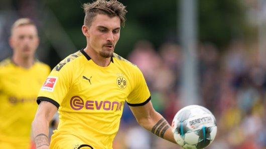 Maximilian Philipp hat wenig Aussichten auf Spielminuten beim BVB und soll den Verein verlassen.