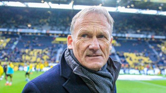 Hans-Joachim Watzke sieht Borussia Dortmund im Sturm bestens aufgestellt.