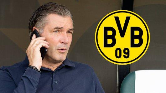Michael Zorc könnte noch einen weiteren Transfer abschließen.