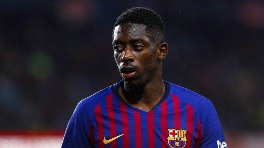 Ousmane Dembélé sorgte schon bei Borussia Dortmund für Ärger.
